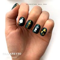 Трафарет для дизайна ногтей Trafaretto. День влюбленных