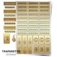 Трафарет для дизайна ногтей Trafaretto. Греция